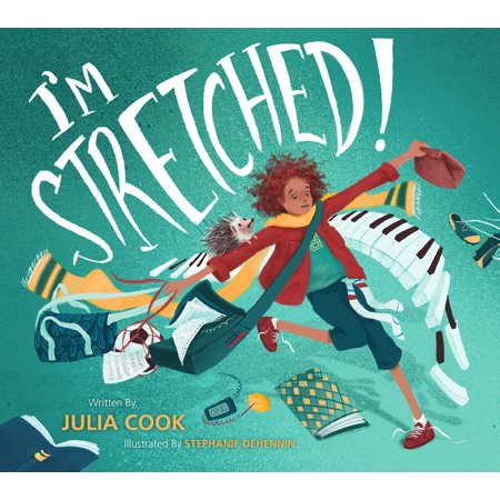I'm Stretched (Paperback) Mlb Stretch Book Covers