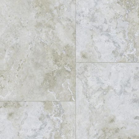 Pergo 174 Extreme Uniclic Vinyl Tile Imperial Silver 12in