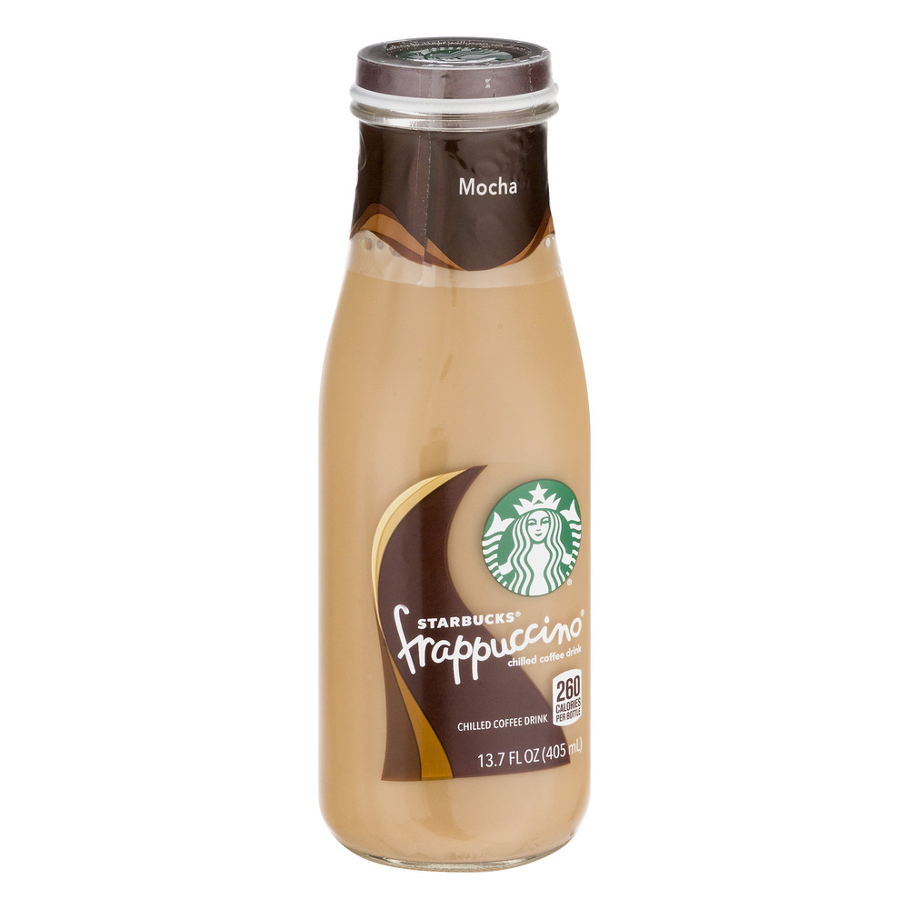 Starbucks Frappuccino Coffee Drink Mocha 137 Fl Oz