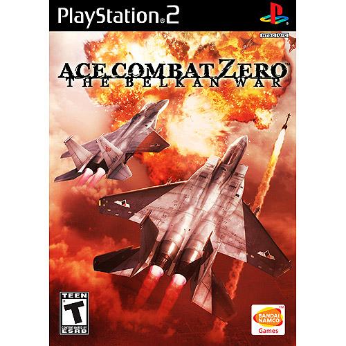 Namco ace combat zero: the belkan war