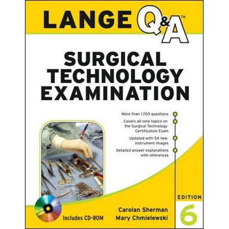 Lange Q   A Surgical Technology Examination