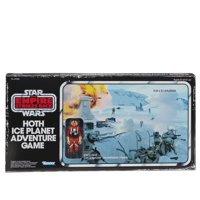 Star Wars The Empire Strikes Back Hoth Ice Planet Adventure Board Game