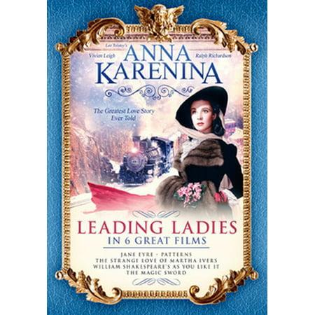 Leading Ladies in 6 Great Films (DVD)