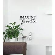 ADZif Blabla Imagine FR Wall Decal