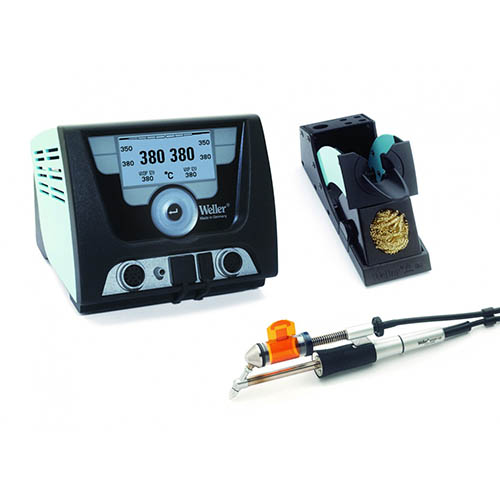 Weller WXD2010 High Powered Digital Soldering Station Kit with WXDP120 Desoldering iron and stand by