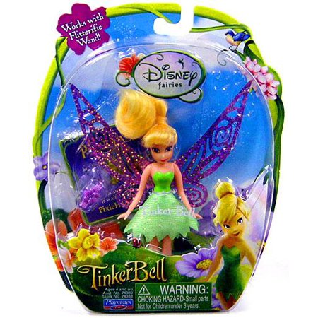 "Disney Fairies Tinker Bell & The Lost Treasure Tinker Bell 3.5"" Figure"