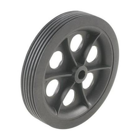 Shopping Cart Wheel 5.0  By Apex Mfrpartno Sc9014-P02 SHOPPING CART WHEEL 5.0  by APEX MfrPartNo SC9014-P02