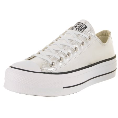 Converse Women s Chuck Taylor All Star Lift Ox Casual Shoe - Walmart.com d3faaee01