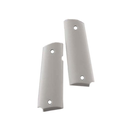 Ivory Polymer Grips (Hogue Scrimshaw Grips Smooth Ivory)