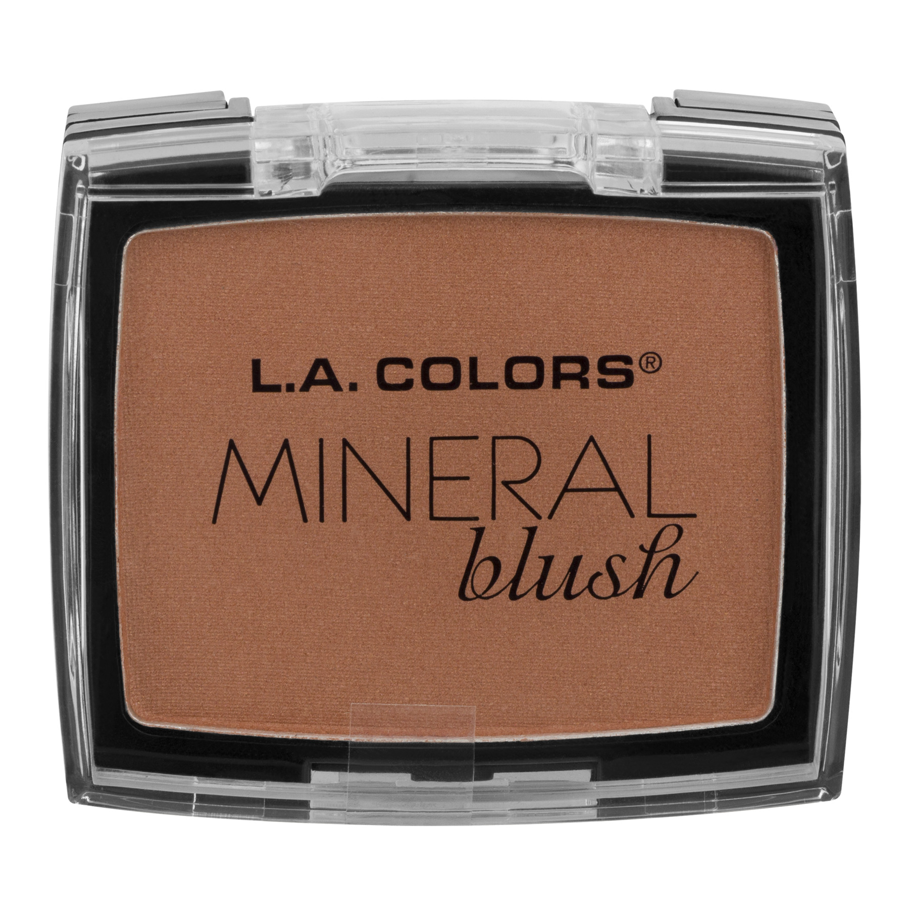 (2 Pack) L.A. Colors Mineral Blush, Sunkissed, 0.15 oz