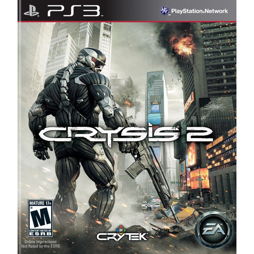 Crysis 2 (Playstation 3) by EA