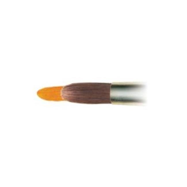 Winsor & Newton 5734016 Galeria Round Short Handle Brush No.  16 - Set of 1