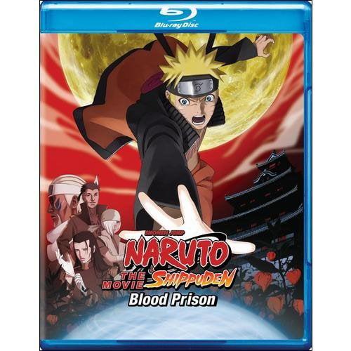 Naruto Shippuden: The Movie - Blood Prison (Blu-ray) (Widescreen)