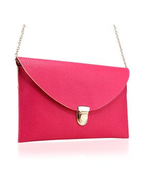 9b41a08e06 Product Image Women Handbag Shoulder Bags Envelope Clutch Crossbody Satchel  Messenger