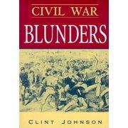 Civil War Blunders - eBook