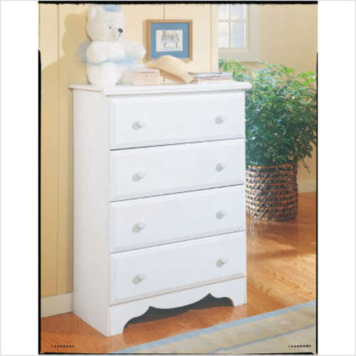 Homestar New Visions by Lane 4 Drawer Dresser