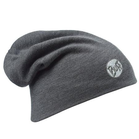 Buff Outdoor Headwear Merino Wool Thermal Winter Hat Beanie Skull Cap Grey  - Walmart.com 88f4d9331b3