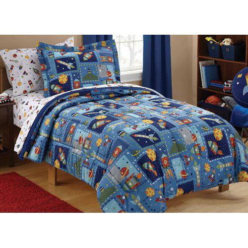 Zoomie Kids Kemble 5 Piece Comforter Set