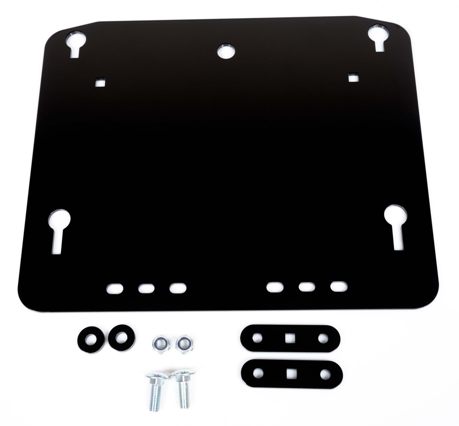 CLICK nGO CNG 2 Snow Plow Bracket for UTV Black  #374473