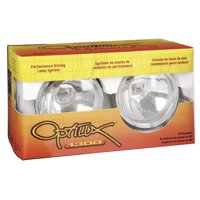Hella Optilux 1300 Round Driving Lamp Kit