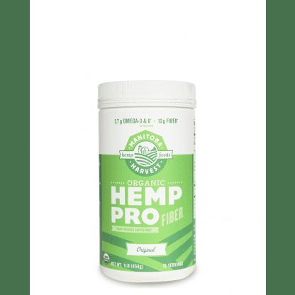 Manitoba Harvest Hemp Protein Powder, 1.0 Lb, 16 Servings
