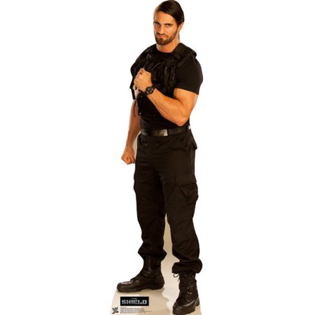 Advanced Graphics Seth Rollins - WWE Cardboard Standup