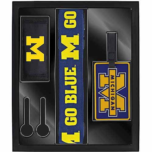 Aminco Sports 5-Piece Travel Box Set, Michigan
