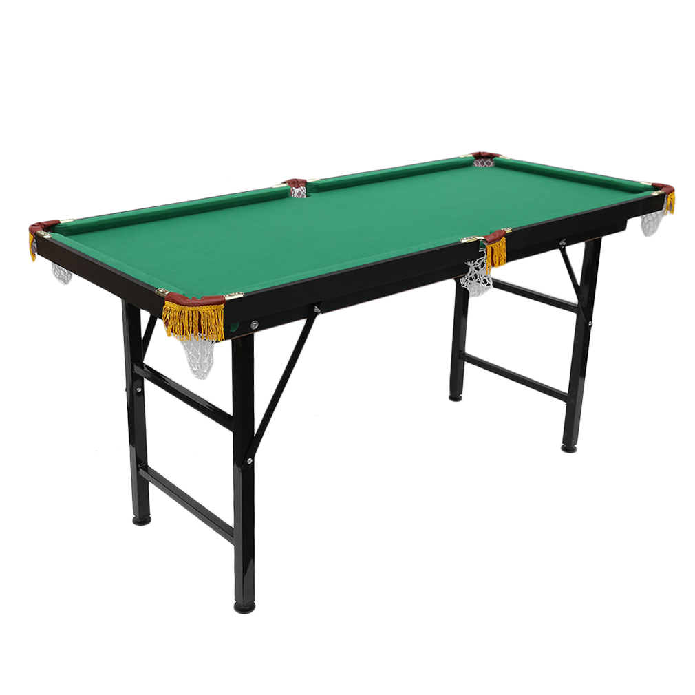 Mini Billiard Table Foldable Pool Table Portable Billiard Table With Cue  Ball Sport Game Toy