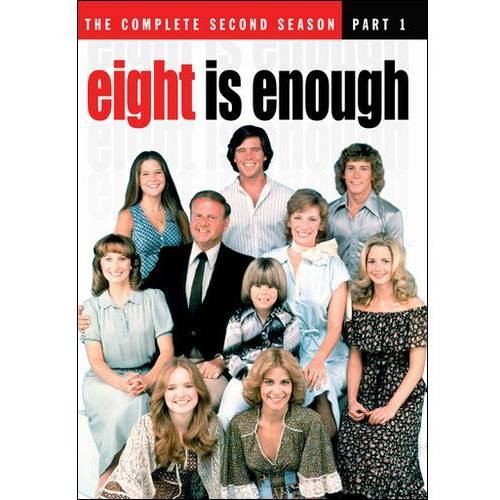 Eight Is Enough: The Complete Second Season, Part One