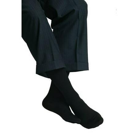 MAXAR Mens Trouser Support Socks (20-22 mmHg): H-1110