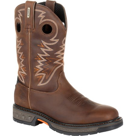 Georgia Boot Carbo Tec LT Pull On Work Boot