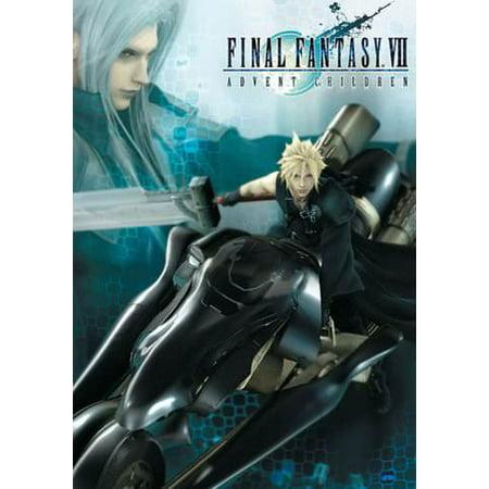 Final Fantasy VII: Advent Children (Vudu Digital Video on (Final Fantasy 7 Advent Children Complete English Sub)