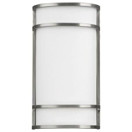 Bathroom Sconce Light Satin Nickel