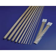 "Dollhouse Birch Hardwood Dowels: 3/16"""" Dia X 36"""",36Pk"