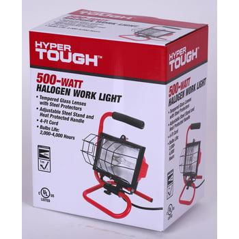 Ht 500-Watt Helogen Work Light
