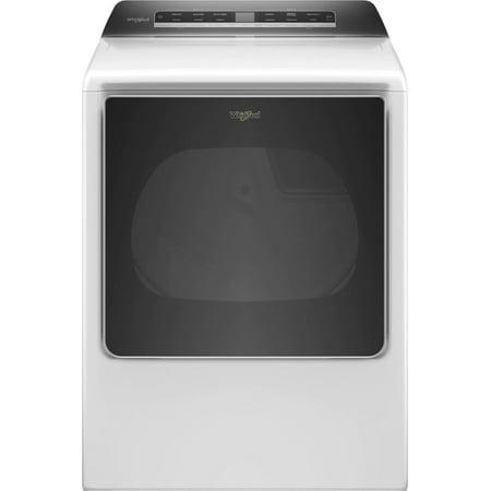 Whirlpool WGD8120HW 29 Inch Smart Capable Top Load Gas Dryer