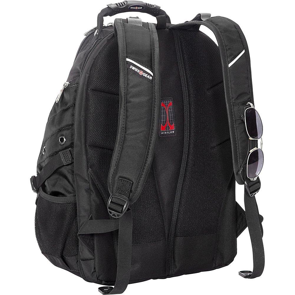 f75890a68e07 SwissGear Travel Gear 1900 Scansmart TSA Laptop Backpack - Walmart.com