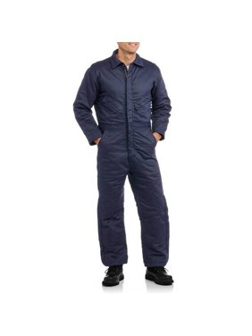 Men's Flame Resistant Insulated Coverall, HRC Level 2