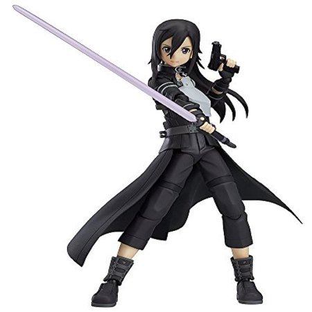 Max Factory Sword Art Online II: Kirito (Gun Gale Online Version) Figma Action Figure](Toy Swords And Guns)