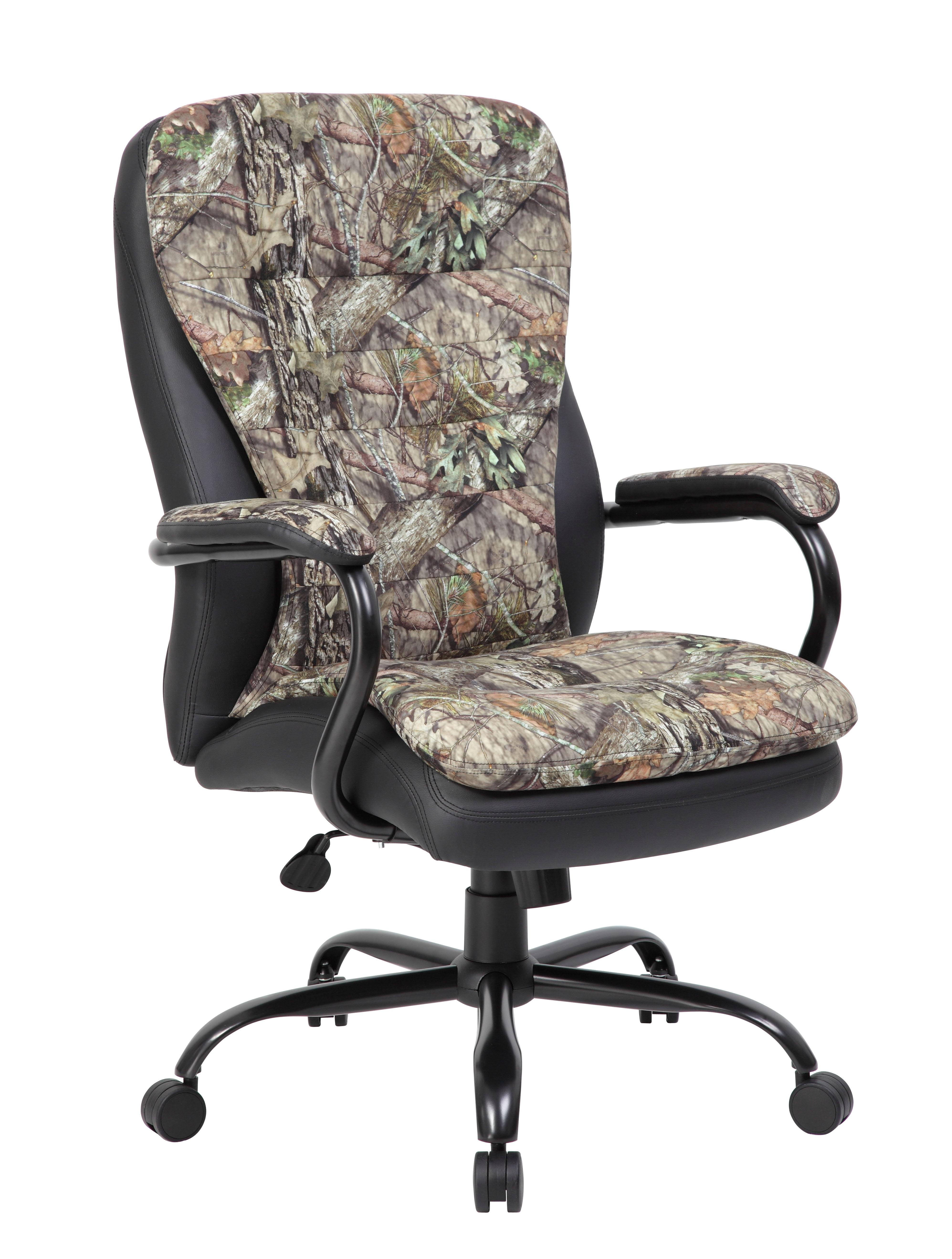 Strange Boss Office Home Mossy Oak Break Up Country Big Tall 400 Lb Capacity Camo Desk Chair Theyellowbook Wood Chair Design Ideas Theyellowbookinfo