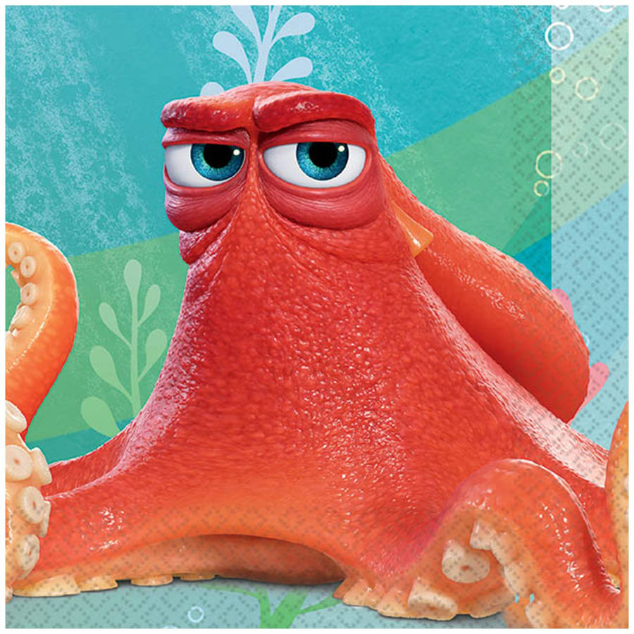 Disney Finding Dory Beverage Napkins, 16ct by Generic