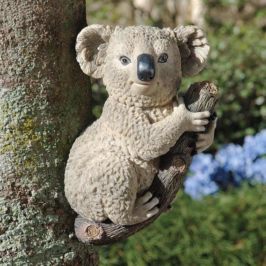 Kouta, the Climbing Koala Sculpture