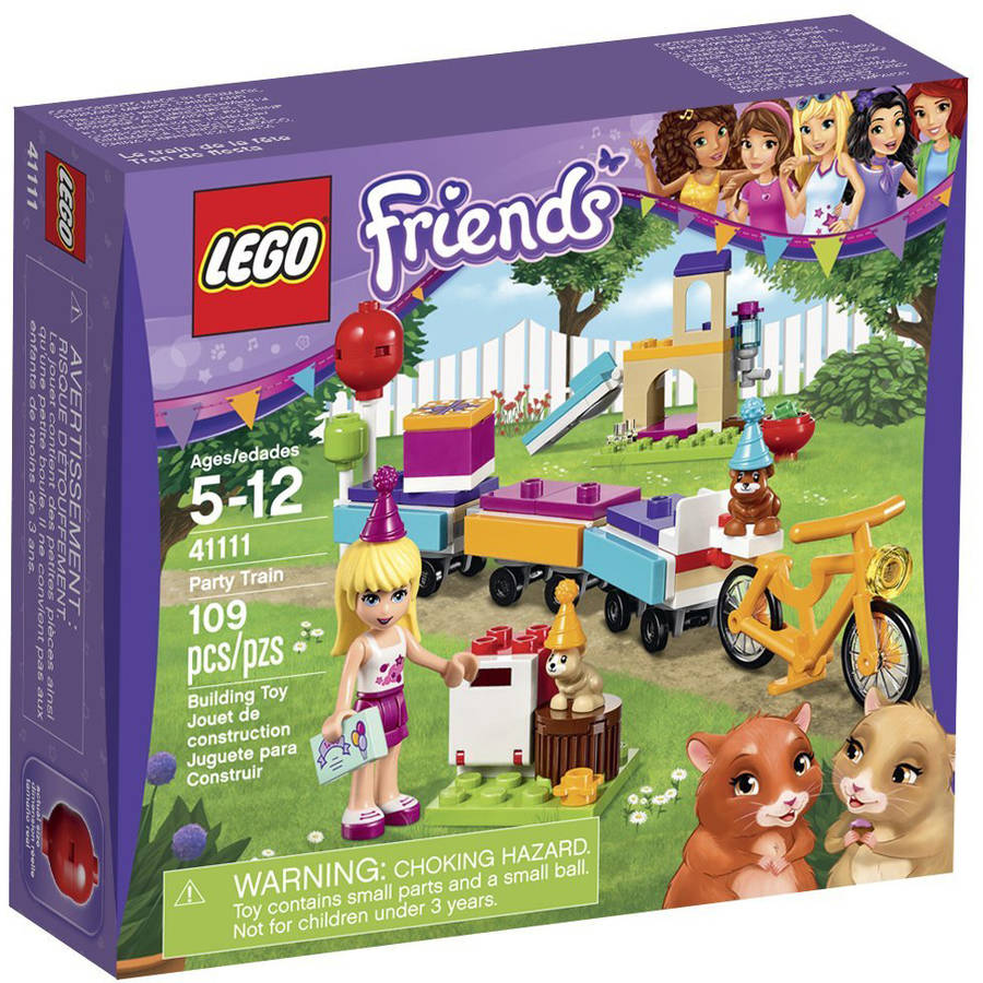 LEGO Friends Party Train, 41111