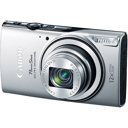 Canon PowerShot ELPH 350 HS Digital Camera with 20.2 Megapixels and 12x Optical Zoom