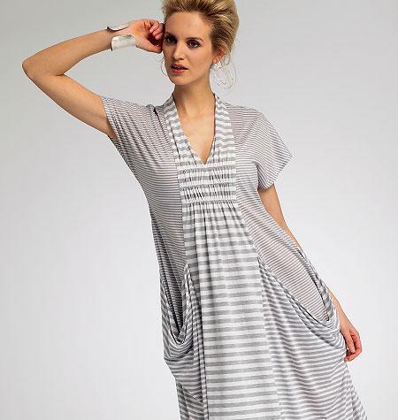 Misses' Dress-ZZ (LRG-XLG-XXL)