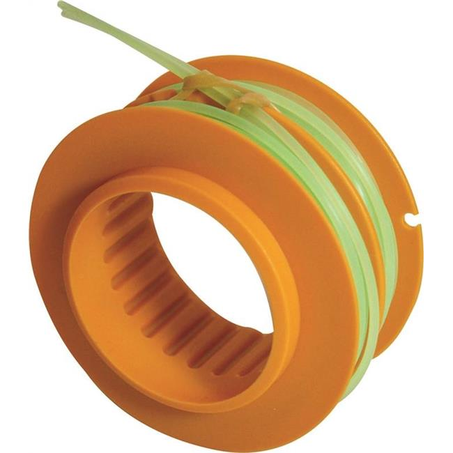 Replacement Trimmer Line Spool, 0.08 in Diameter X 25 ft Length