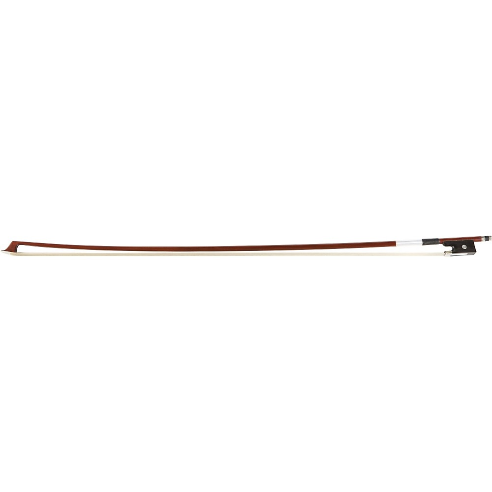 Palatino BV-780-1 2 Brazilwood Violin Bow, 1 2 Size Multi-Colored by Palatino