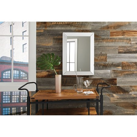 Better Homes And Gardens 19x26 Beveled Mirror On Mirror