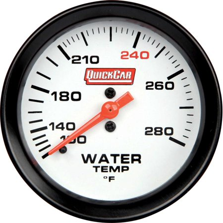 - QUICKCAR RACING PRODUCTS Extreme Gauge Water Temp 611-7006