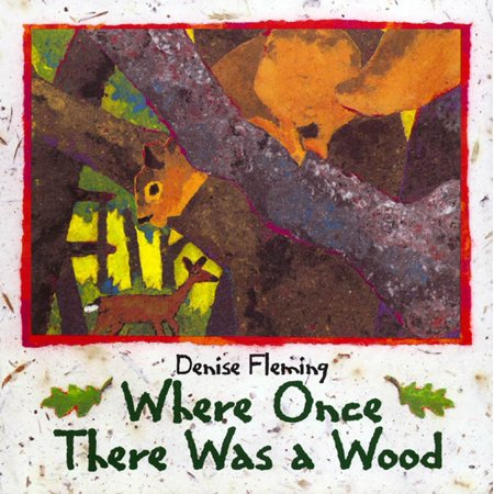 Where Once There Was a Wood (Paperback)